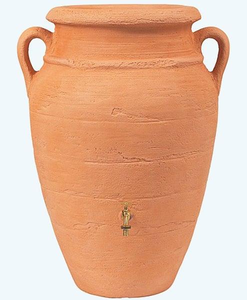 Graf Antique Amphora Terracotta 600 Litre Water Butt Tank -1491