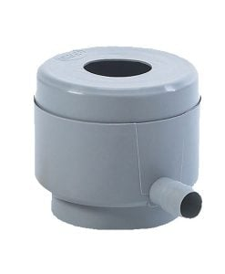 Graf Rainwater Filter Diverter Grey