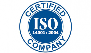 Aqualogic ISO 14001:2004 Certified